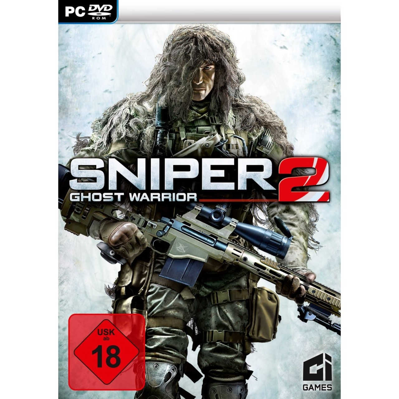 بازی Sniper Ghost Warrior 2-- تیرانداز جنگجو 2